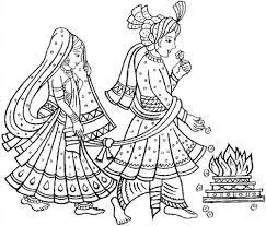 Hindu couples